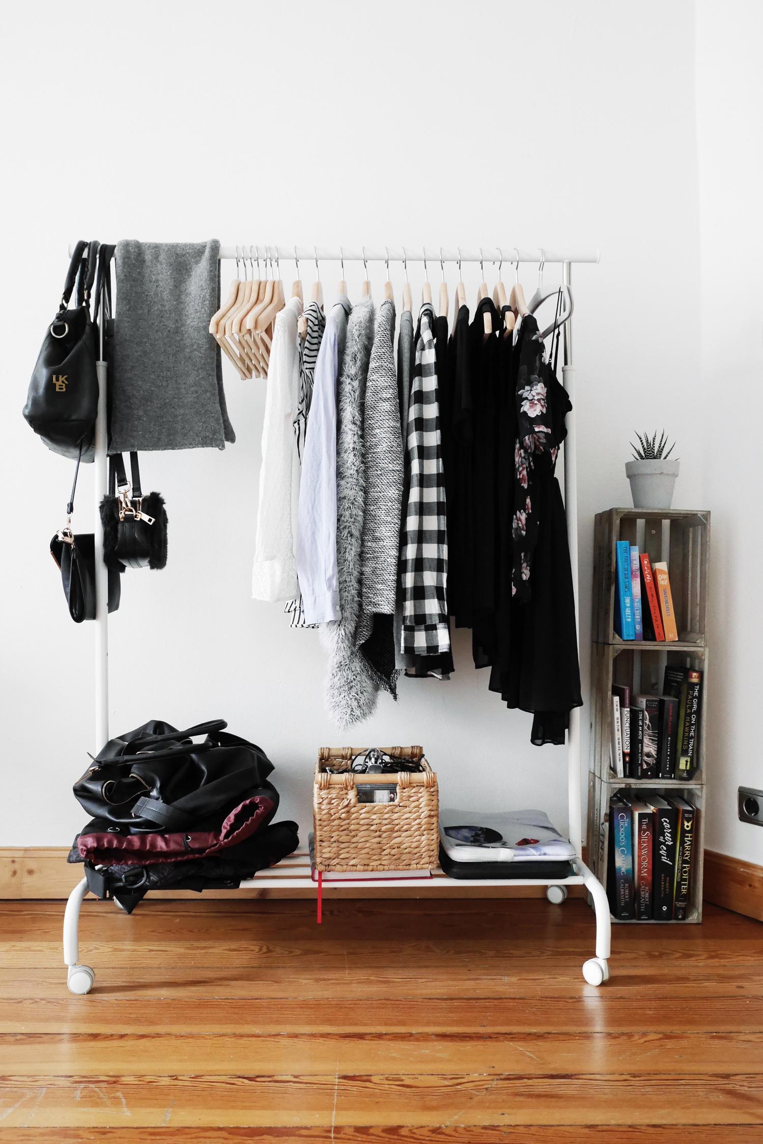 Capsule Wardrobe: Must Have Für Ein Minimalistisches WG Zimmer?
