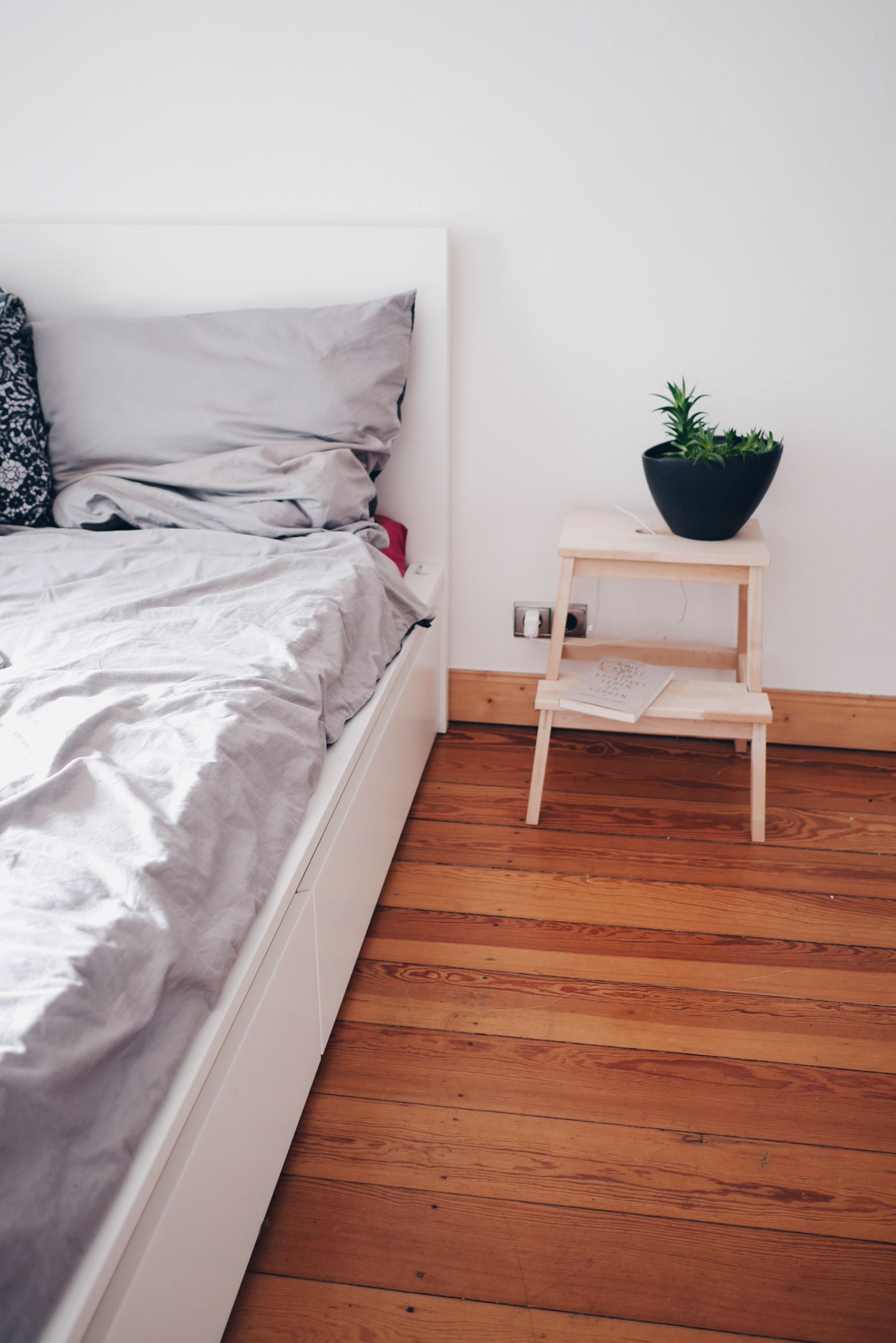 ROOM UPDATE: Minimalistisches WG Zimmer | A HUNGRY MIND