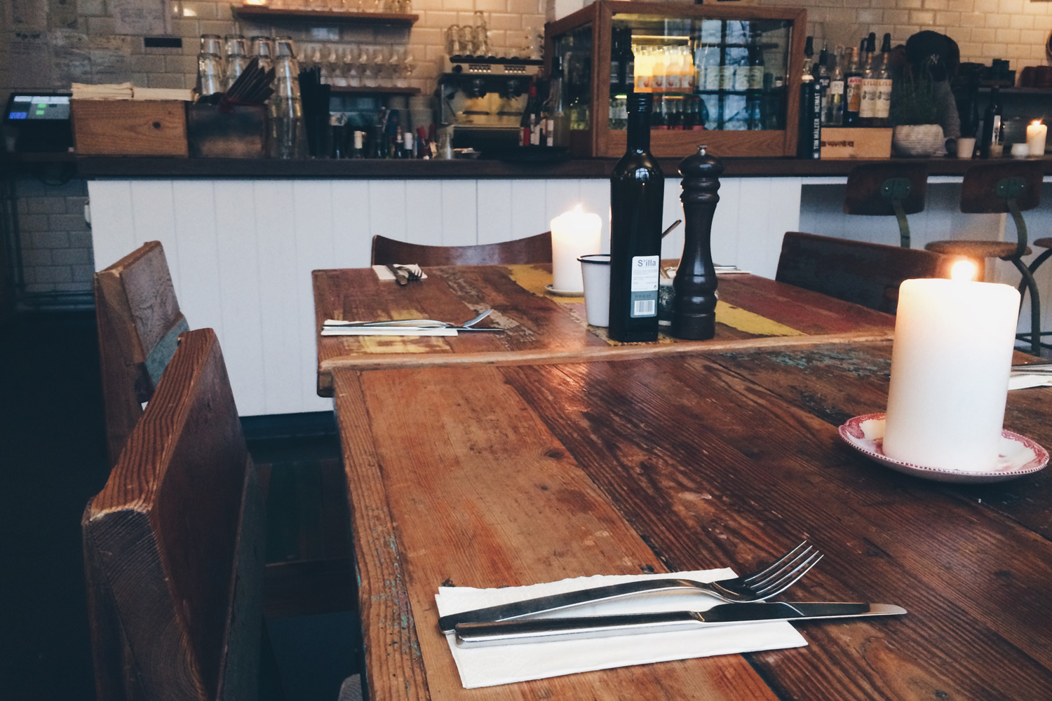 book a table at German chef Tim Maelzer's restaurant