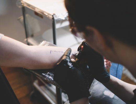 10 Schritte zum ersten Tattoo