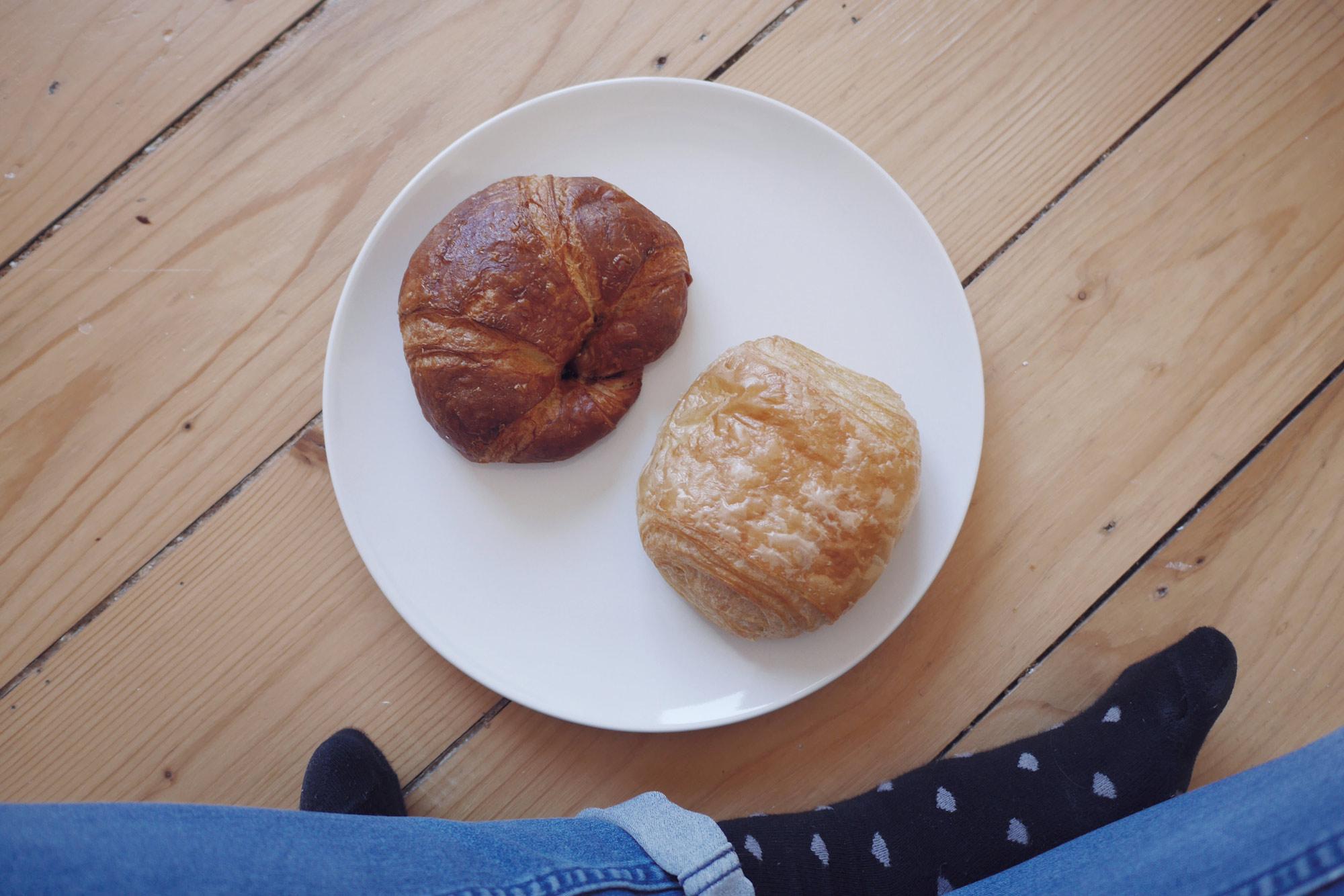 Frühstück alleine