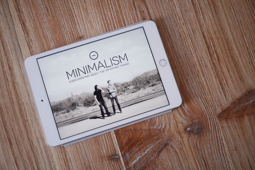 Minimalism Documentary Rezension