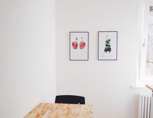 minimalistische Küchenkunst