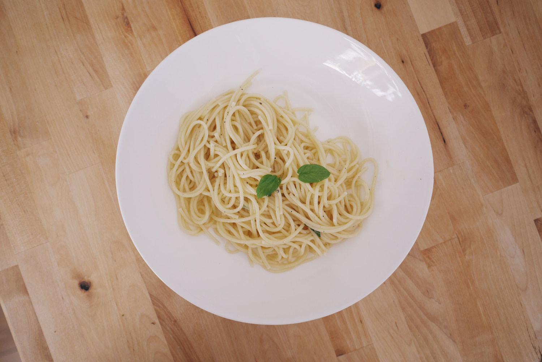 minimalistisch und vegetarisch leben