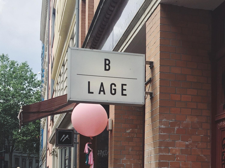 B-LAGE Hamburg Fair Fashion