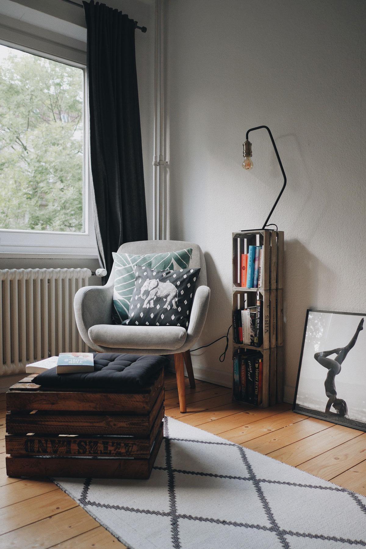 modulare Wohnzimmermöbel