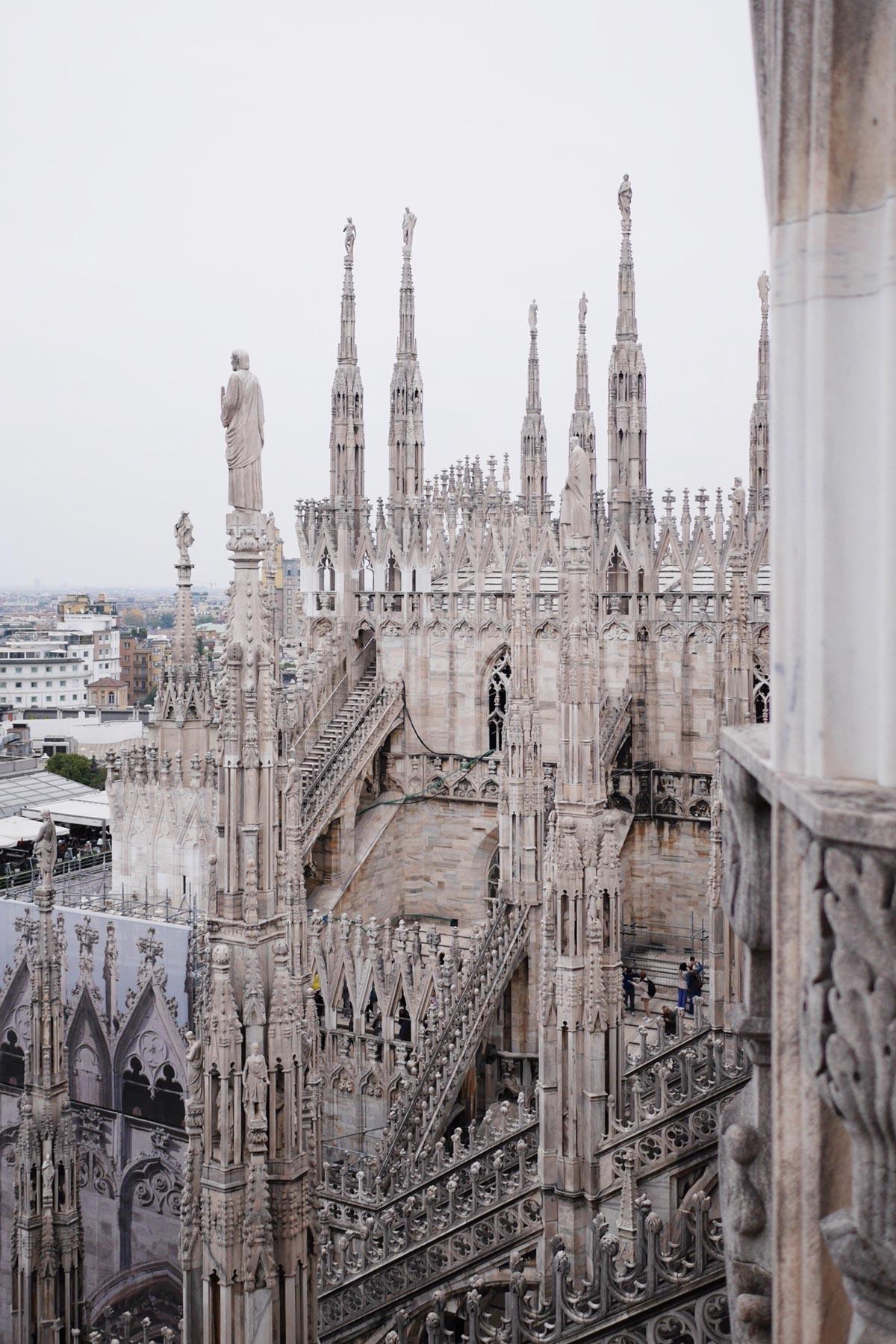 Marmor Dom Mailand