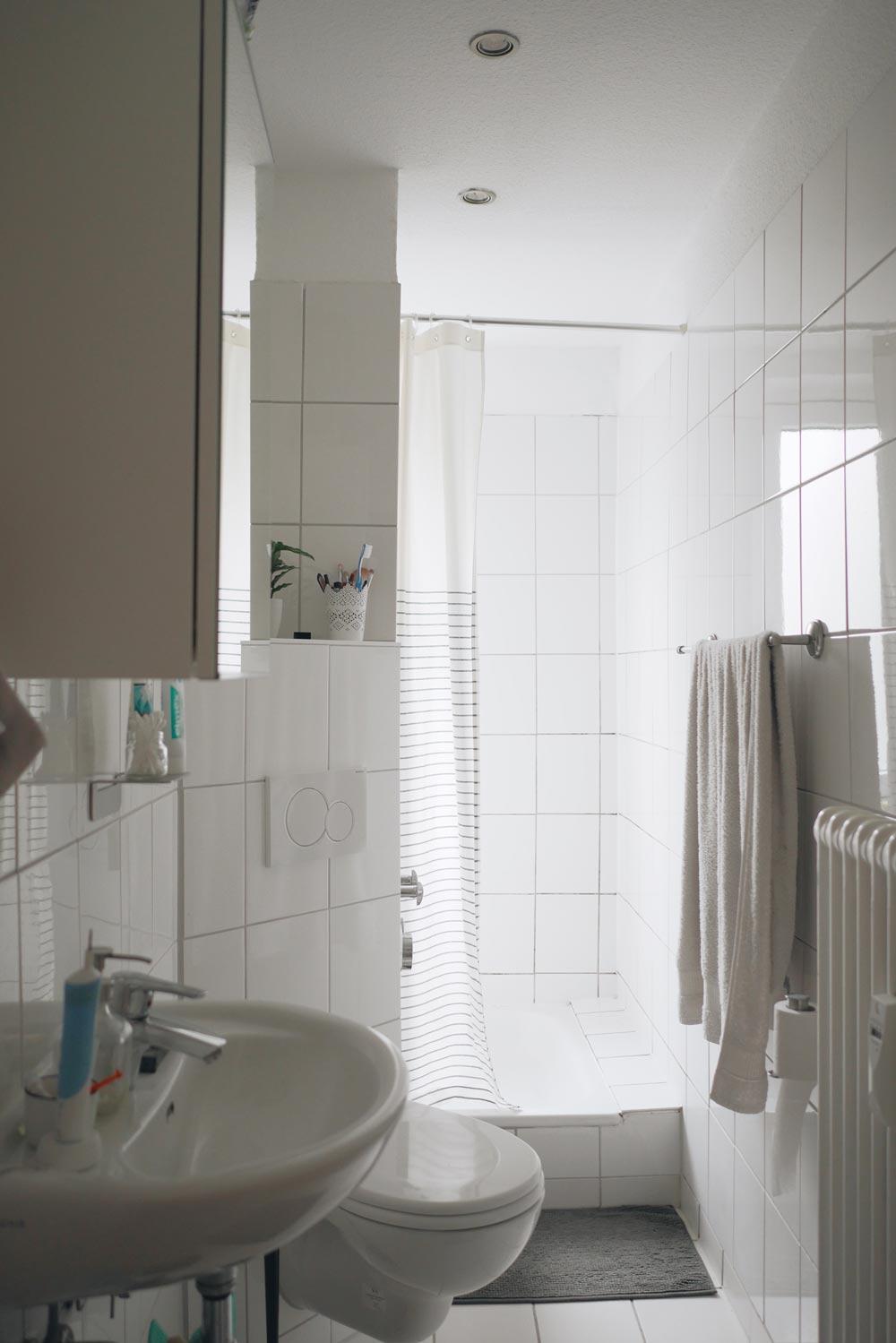 Badezimmer Minimalismus