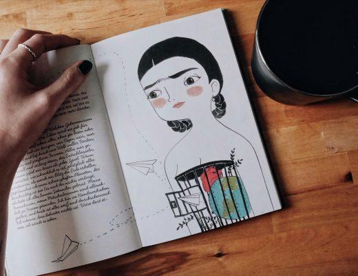 eine illustratorische Biografie